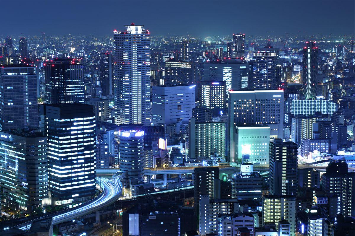 the 都会 | 街並み・建物 > 夜景 | GANREF