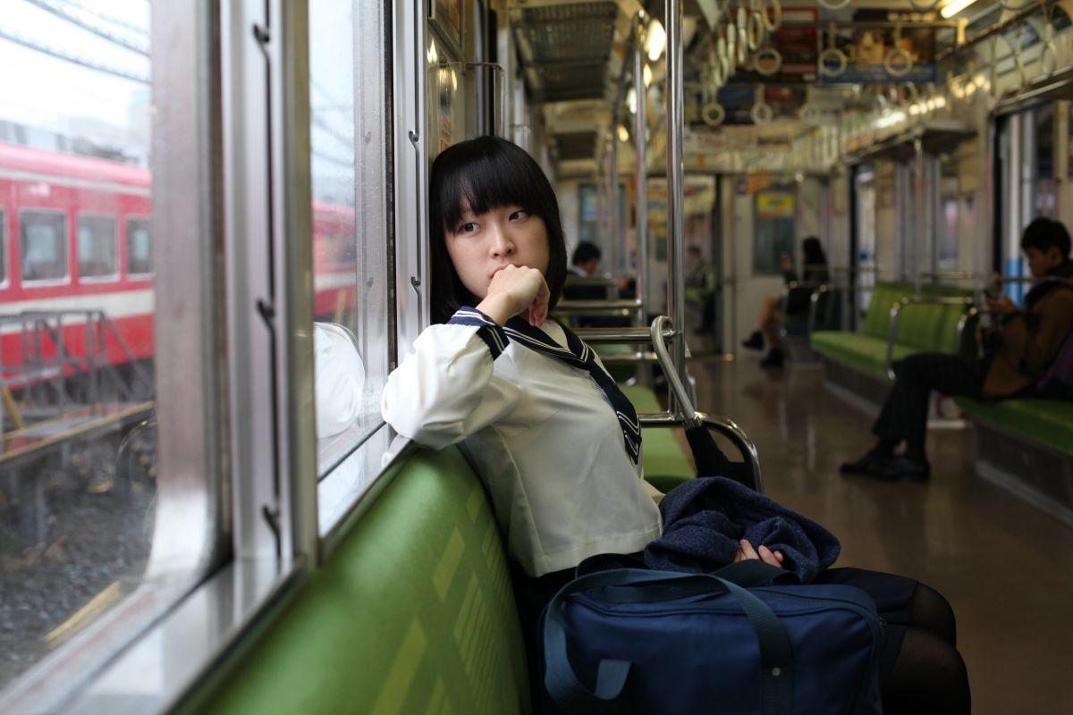 電車通学 | 人物 > 学生 | GANREF