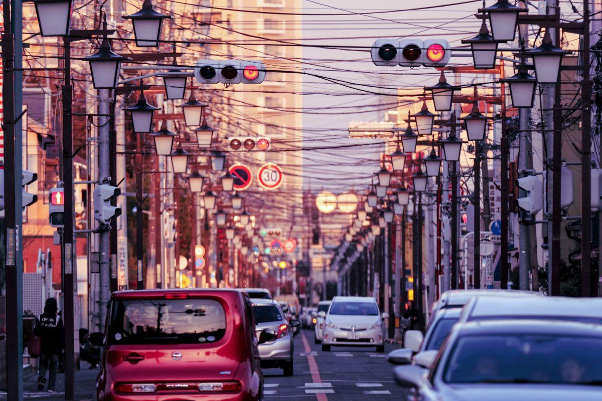 LINE | 街並み・建物 > 街並み | GANREF