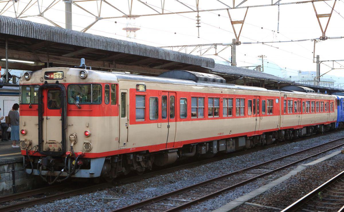 運用 キハ 66 「鉄ネタ:大村線キハ66系の運用情報求む!(解決しました♪)」ヒカリノのブログ |