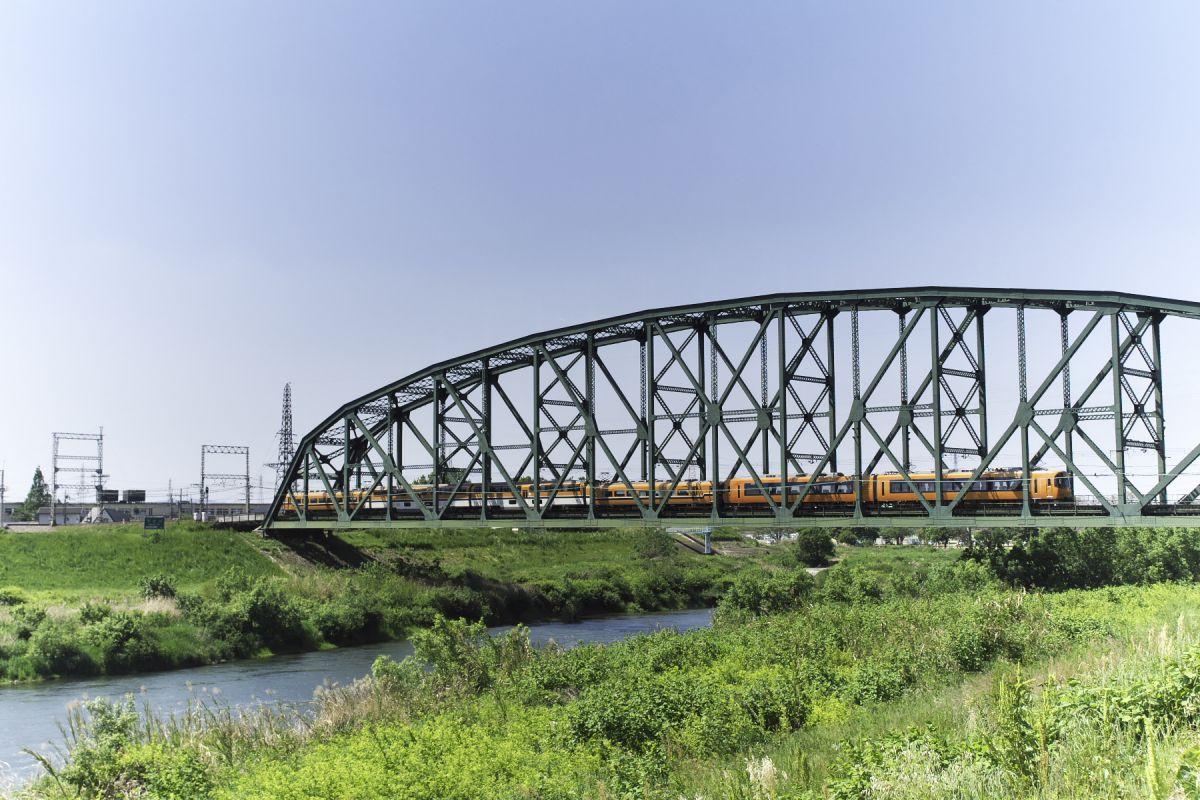 近鉄京都線澱川橋梁 | GANREF