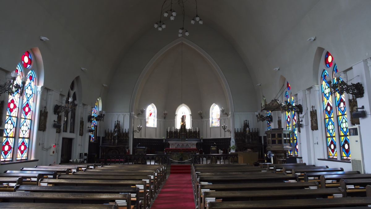 夙川カトリック教会 | 日本 > 近畿地方 | GANREF