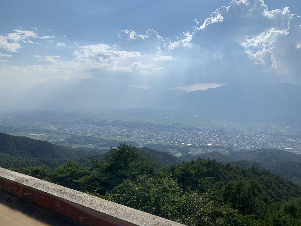 伊那谷を望む | 自然・風景 > 高原 | GANREF
