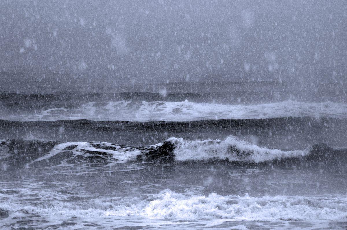 日本海 冬 | 自然・風景 > 海 | GANREF