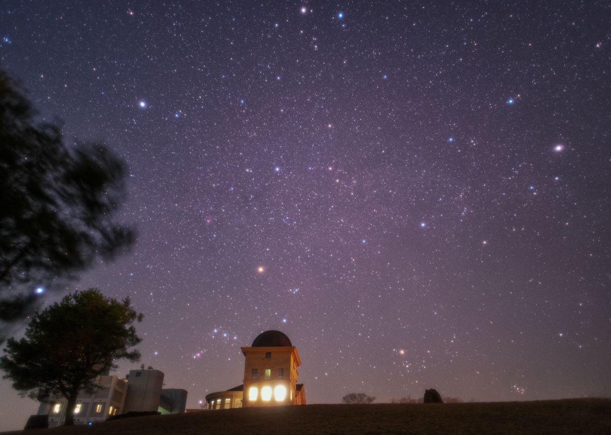 天文台 はりま