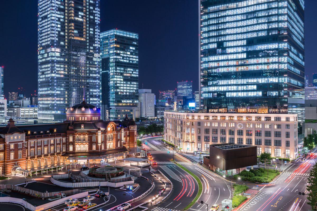 大都会・東京 | 街並み・建物 > 夜景 | GANREF