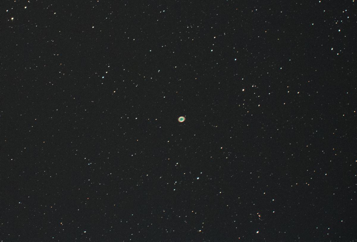 3等星までしか見えない札幌の自宅よりM57 | 自然・風景 > 宇宙・天体 ...