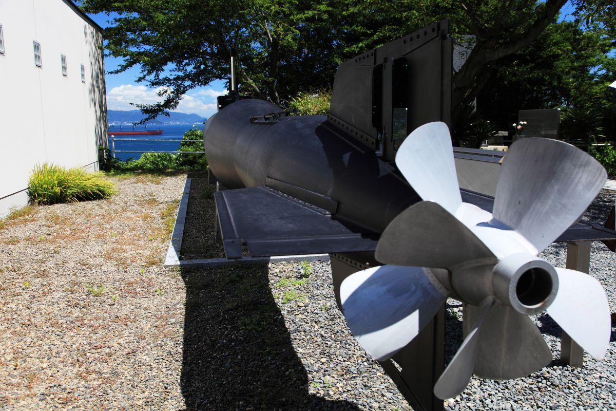 九三式酸素魚雷 | 街並み・建物 > 遺跡・史跡 | GANREF