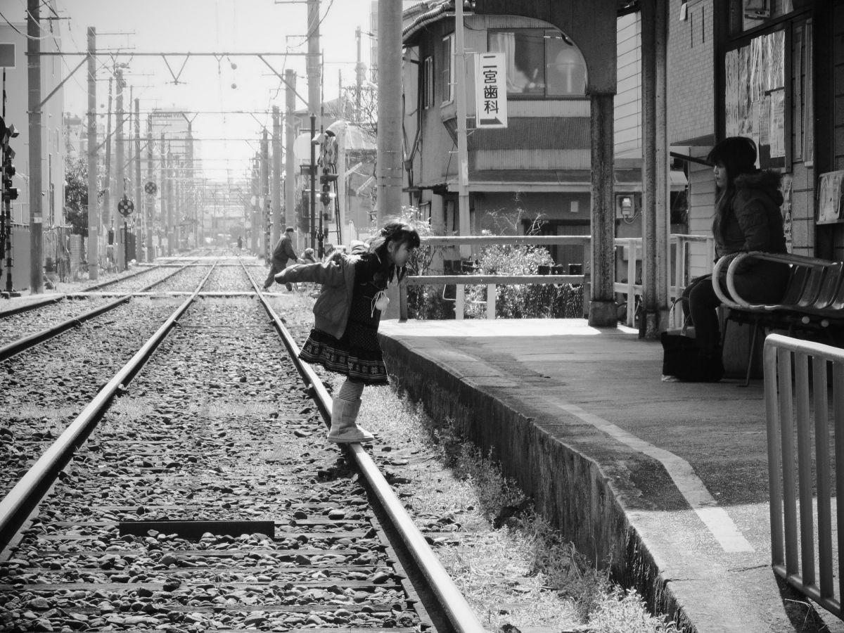 北天下茶屋駅あたり 待ち時間 | 街並み・建物 > 街並み | GANREF
