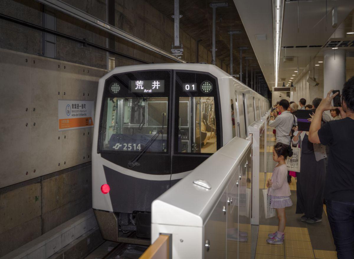 地下鉄 仙台 市