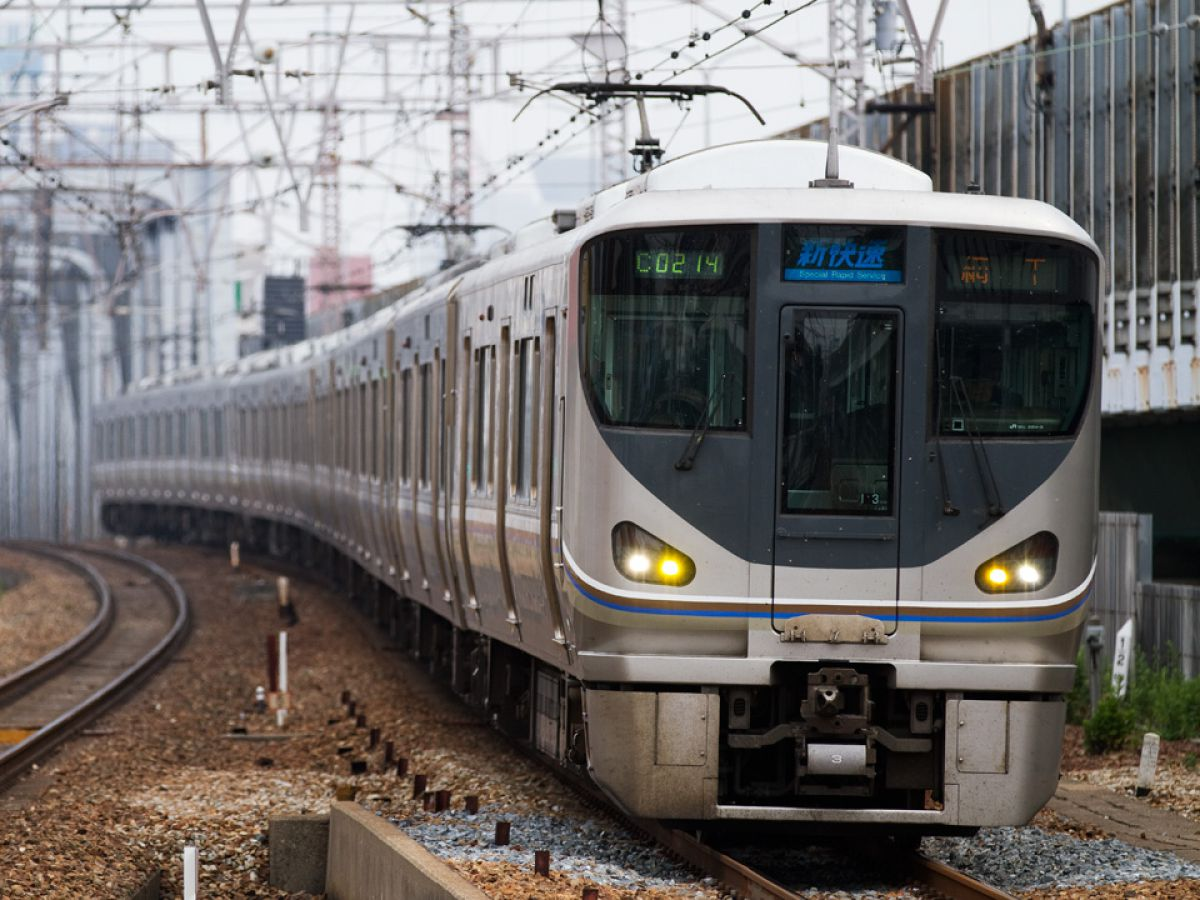 225系0番台 | 乗り物・交通 > 鉄道・駅 | GANREF