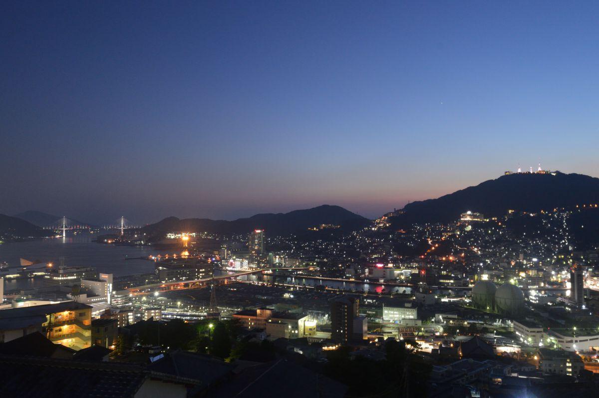 長崎の夜はむらさき | 自然・風景 > その他 | GANREF