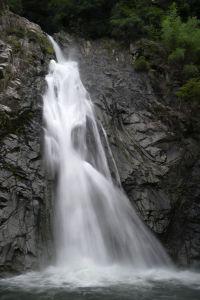 布引の滝(雄滝)