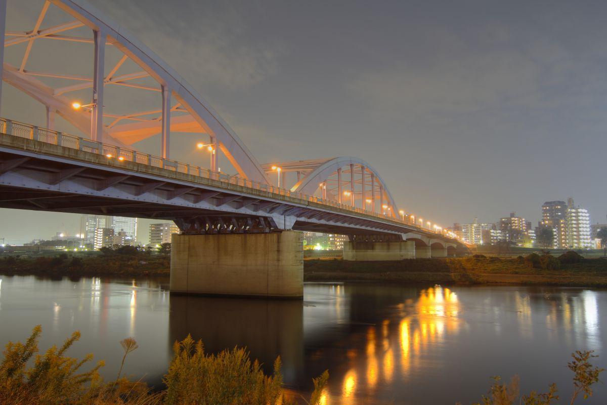丸子橋   自然・風景 > 河川   GANREF